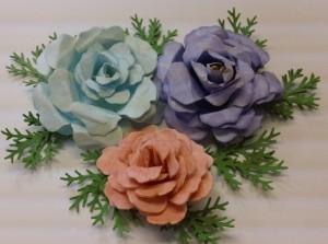 Diemond Dies Realistic Roses