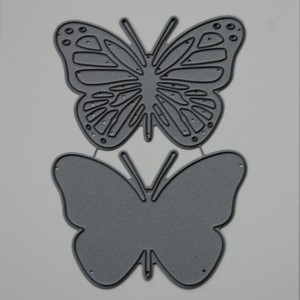 Diemond Dies Monarch Butterfly Die Set - Large