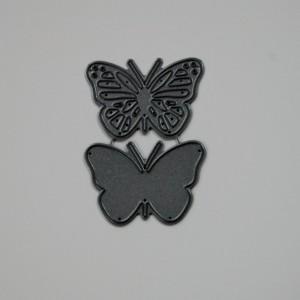 Diemond Dies Monarch Butterfly Die Set - Small