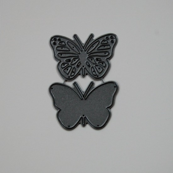 Diemond Dies Monarch Butterfly Die Set - Small