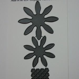 Diemond Dies Sunflower Die Set