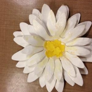 Daisy Made With Diemond Dies Sunflower Die Set
