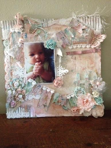 Layout Using Diemond Dies Nesting Banners and Monarch Butterfly Die Sets