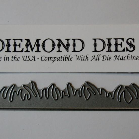 Diemond Dies Grass Border Die