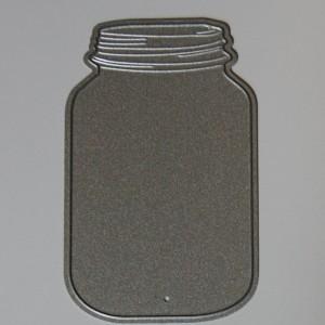 Diemond Dies Mason Canning Jar Die