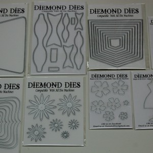 Diemond Dies August 2014 Release Bundle
