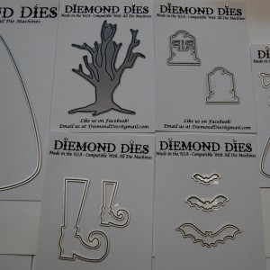 Diemond Dies October 2014 Release Bundle
