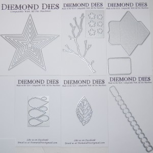 Diemond Dies May 2015 Dies Bundle Release
