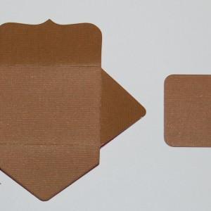 Diemond Dies Mini Envelope and Notecard