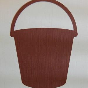 Diemond Dies Bucket Mini Album Die