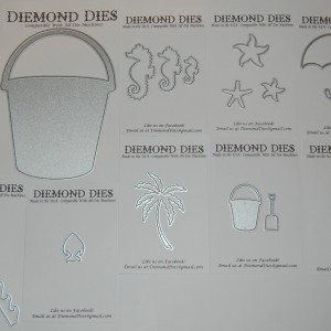 Diemond Dies July 2015 Bundle Release