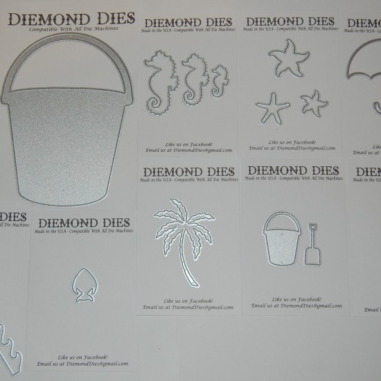 Diemond Dies July 2015 Bundle Release