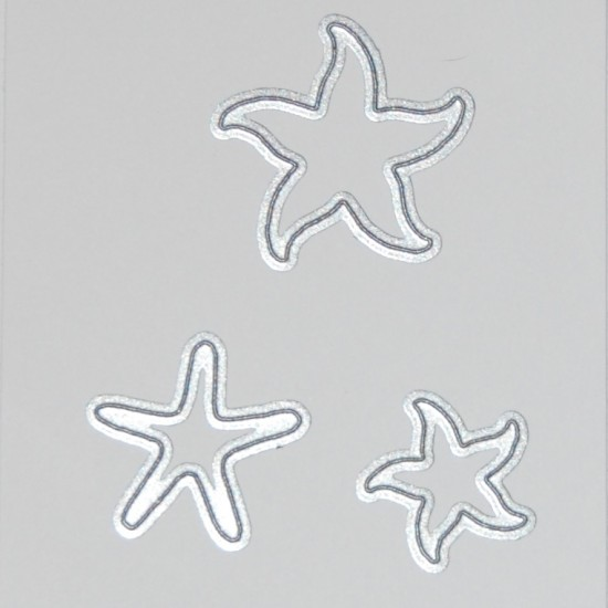 Diemond Dies Starfish Die Set