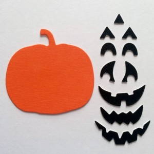 Diemond Dies Pumpkin Die Set