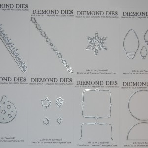 Diemond Dies November 2015 Release Bundle