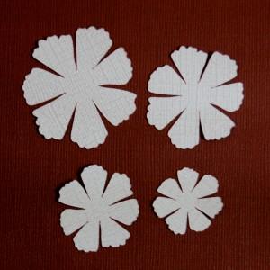 Diemond Dies Fairy Flowers Die Set