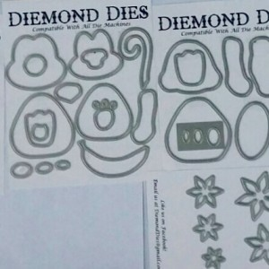 Diemond Dies April 2016 Bundle Release