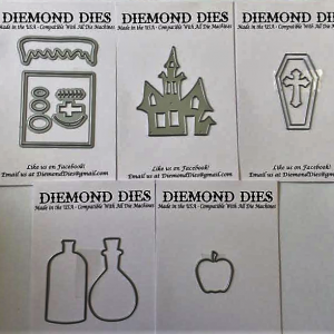 Diemond Dies October 2016 Bundle Release