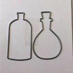 Diemond Dies Potion Bottles Die Set