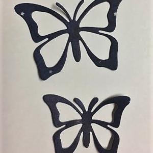 Diemond Dies Fluttering Butterflies Diecuts