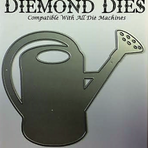 Diemond Dies Watering Can Mini Album Die
