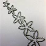 Diemond Dies Pretty Petals Flower Die Set