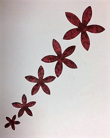 Diemond Dies Pretty Petals Flower Diecuts