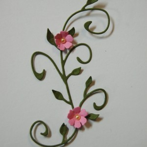 Diemond Dies Natures Flourish With Mini Must Haves Mini Rose