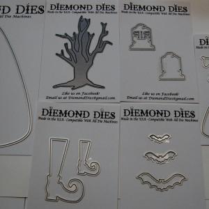 Diemond Dies October 2014 Release Bundle