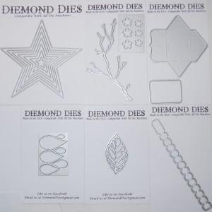 Diemond Dies May 2015 Dies Bundle Release