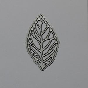 Diemond Dies Skeleton Leaf