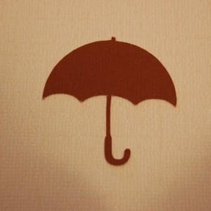 Diemond Dies Mini Umbrella Die