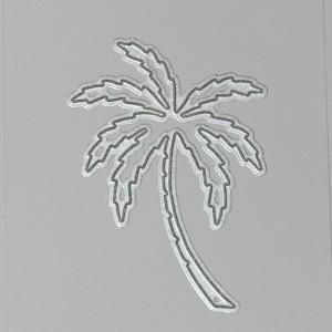 Diemond Dies Palm Tree Die