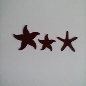 Diemond Dies Starfish Die Set