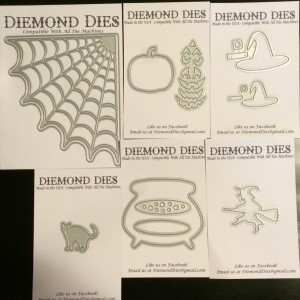 Diemond Dies October 2015 Release