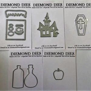 Diemond Dies October 2016 Bundle Release