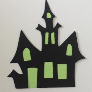 Diemond Dies Spooky House Die