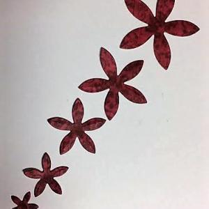 Diemond Dies Pretty Petals Flower Diecuts