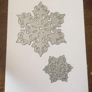 Mandala Snowflakes Die Set